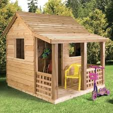 backyard playhouse designs outdoor