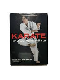 Karate The Complete Kata by Hirokazu Kanazawa (rare book) - Imported,  Books, Books on Carousell