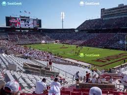 Gaylord Family Oklahoma Memorial Stadium Seating Chart