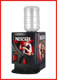 Nescafe Tea Coffee Vending Machine Impressive Nescafe Triple Four Option Tea Coffee Vending Machine Vishwas