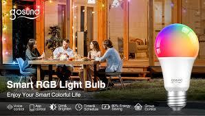 Gosund <b>Nitebird Smart</b> Wi-fi <b>Led</b> Filament <b>Bulb</b> E27 Dimmer Vintage ...