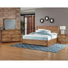 Queen bedroom sets with storage Rustic King Size Bedroom Bradley 5piece Queen Storage Bedroom Collection Costco Wholesale Queen Bedroom Sets Costco