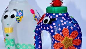 Christmas Decorations Made Out Of Plastic Bottles 100 DIY Ideas Tutorials To Recycle Plastic Bottles Into Useful 55