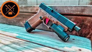 custom glock 19 long slides