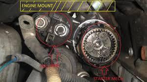 changing starter c5 4 2 audiforums com