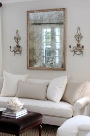 Modern Living Room Wall Decor 17 Best Ideas About White Sofa Decor On Pinterest Drawing Room