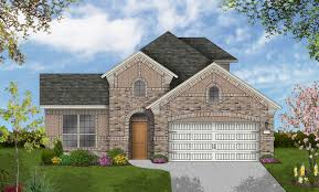 Floor Plan San Augustine | Dallas ,TX | Plantation Homes