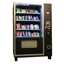 Refrigerated Vending Machine Mesmerizing Piranha G48 Refrigerated Snack Vending Machine Buy Vending
