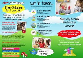 Free Childcare Advertising Admissions Nursery