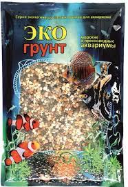 Купить <b>Галька ЭКОгрунт Феодосия</b> №2, 5-10 мм, 1 кг по цене ...