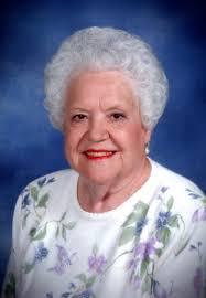 Obituary for Lola Burk Moreland | Mathews Funeral Home