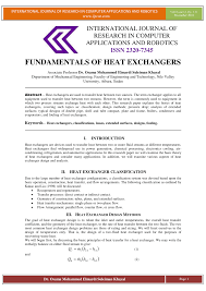Heat Exchangers Selection Rating And Thermal Design Pdf Pdf Fundamentals Of Heat Exchangers