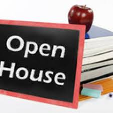 Image result for open house for school