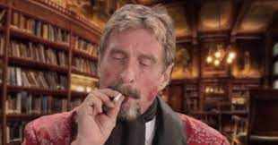 Holy Cow, John McAfee Tries to Fix His Own Software