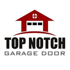top notch logo top notch garage door logo