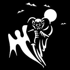 Cool Gobo Designs Apollo Design Halloween Bat Gobo