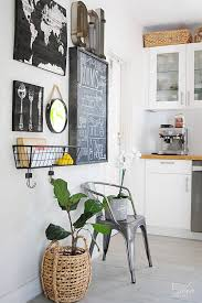 kitchen wall ideas decor popular perfect empty 90 for home photos with