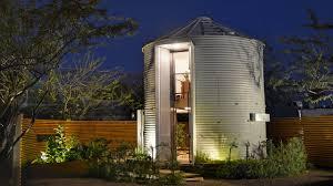Grain Bin Home Newlywed Life In A Tiny Grain Silo Home Youtube