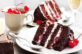 Black Forest Cake Recipes Deliciouscomau