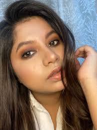 easy brown smokey eye makeup tutorial