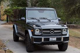 Kourtney kardashian's cars   celebrity cars blog looking for a complete list of what kourtney kardashian is. Modified G Class Pickup Truck Is As Off Road Capable As It Is Rare