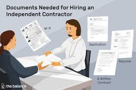Independent Contractor Web Design 3 Documents You Need When Hiring A Contract Worker