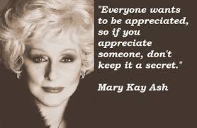 Mary Kay Quotes Impressive Mary Kay Ash Quotes Insightful Quotes