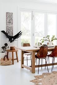 rustic dining room art. Modern Rustic Dining Room Via @marikajarv Art D