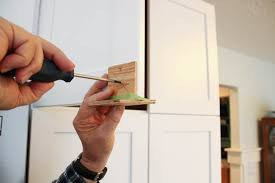 How To Install Cabinet Knobs With A Template A Trick For Avoiding Magnificent Installing Knobs On Kitchen Cabinets