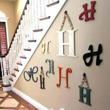 wooden letter wall decor wooden letters wood letters wall letters painted craft letters painted wood letters painted wooden letters painted letters for