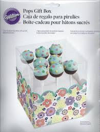 Decorating Cake Balls Cake Pops Gift Box 93