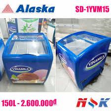Hình ảnh của - Tủ đông kem Vinamilk SD-1YVM15 150 lít giá rẻ nhất tháng  01/2021