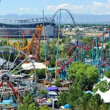 elitch gardens theme and water park