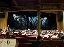 Ryman Auditorium Section Mf 6