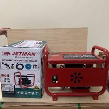 Máy Rửa Xe Mini Có chỉnh Áp 2800W Jetman