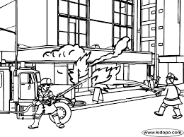 hvnb6ow fire truck coloring pages getcoloringpages com on fire coloring pictures