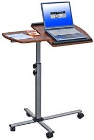 adjustable laptop cart portable computer table68