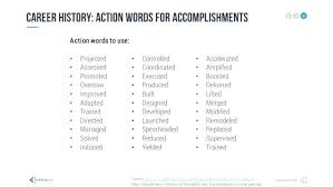 Resume Action Word List Thewhyfactorco Classy Action Words To Use In Resume
