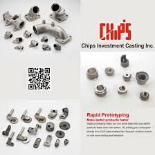 Investment Casting Taiwan Precision Investment Casting Manufacturer For Egr