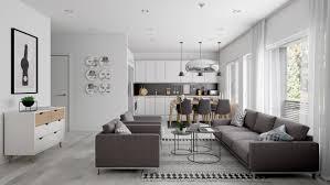 2 |; Visualizer: Moh Studio. This Berlin open floor plan ...