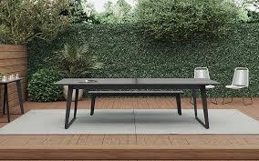 modern outdoor furniture patio