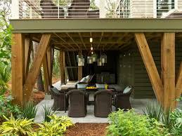 Under Deck Patio Designs Patio Under Deck Design Ideas How To Use Your Under Deck