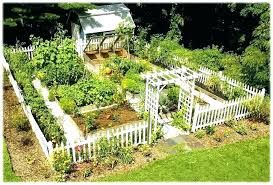 beautiful vegetable gardens garden
