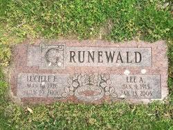 Lucille Elnora Wade Grunewald (1926-2006) - Find A Grave Memorial
