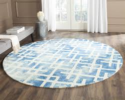 watercolor area rug. Watercolor Area Rugs Dip Dye Collection Safavieh Room Round Blue Rug Pier One Imports Natural Fiber