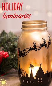 CHRISTMAS MASON JAR IDEASMason Jar Crafts For Christmas