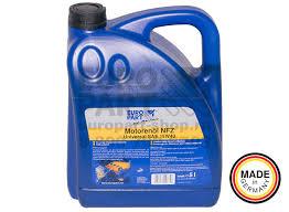 EUROPART / 9773000002 - 5л <b>масло моторное</b> минеральное ...