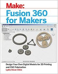 I attempted to create your drawing but discovered that an important set of parameters is missing. Fusion 360 For Makers Design Your Own Digital Models For 3d Printing And Cnc Fabrication Make Cline Lydia Sloan Ebook Amazon Com