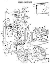 Ge refrigerator gts22khparww best of ge refrigerator wiring fancy diagrams ge refrigerator wiring diagrams