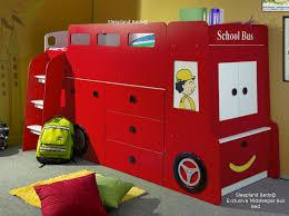 boys storage bed. Beautiful Storage Childrens Bus Station Storage Bed  Inside Boys